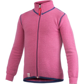 Woolpower 400 Full-Zip Jacket Kinder sea star rose
